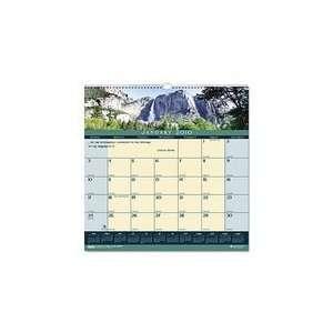 House of Doolittle Landscapes Wall Calendar Office