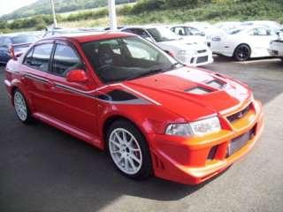 2000 Mitsubishi Lancer Evolution 6 Tommi Makinen