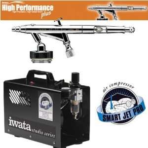 High Performance Plus HP BC Plus Airbrushing System with Smart Jet