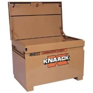 KNAACK 4830 Jobsite Chest,48 x 30 x 29 In,Steel,Tan: Home