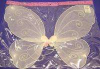Girls Butterfly Wings Halloween Dance Costumes Fairy 1
