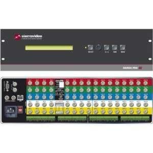 Kramer Sierra Pro XL Video Switch (1616V5XL): Camera