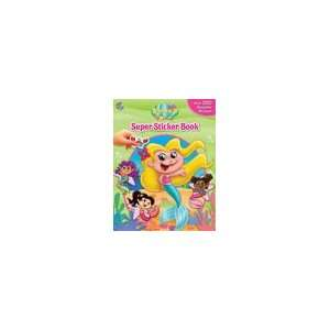 Mermaids Super Sticker Book (9782764303948) Phidal Publishing Books