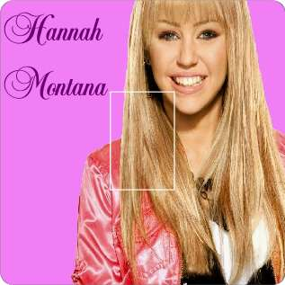 PINK HANNAH MONTANA BEDROOM LIGHT SWITCH COVER/STICKER