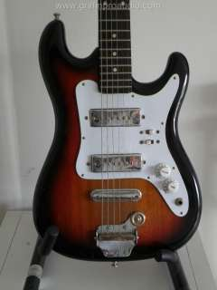 Satellite Stratocaster Junior Vintage Guitar