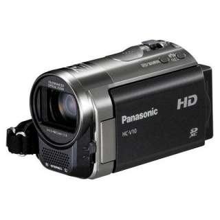 Panasonic HC V10 HD Camcorder   Black   Camcorders   Jessops