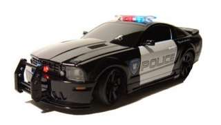 NO.60 185 1:28 RC Transformers Barricade Car Toy   DinoDirect