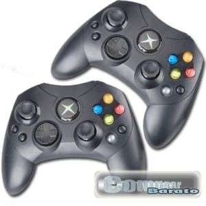 2x Mando Gamepad controller c/Doble vibración para XBOX