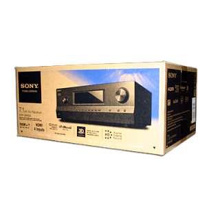 Sony STR DH520 7.1 Channel 3D AV Receiver   Brand New in Retail