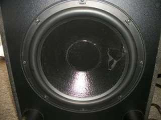 Polk Audio RM 1000W Reference Monitor Loudspeaker System 10 Subwoofer