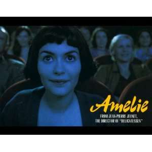 Poster (11 x 17 Inches   28cm x 44cm) (2001) Style D  (Audrey Tautou