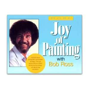 Bob Ross More Joy of Painting Book: Arts, Crafts & Sewing