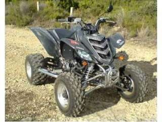 Quad Yamaha 660 Raptor Limited Edition (6502261)    anuncios