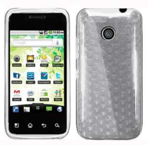SILICONA GEL CASE FUNDA COVER PARA LG Optimus Chic E720