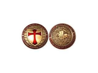 Características del anuncio Moneda De Los Caballeros Templarios