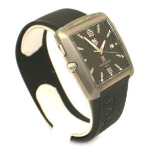 Mens Titanium Tag Heuer Tiger Woods Golf Watch