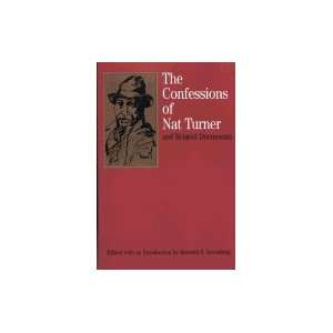 The Confessions of Nat Turner and Related Documents