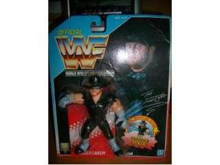 Figura WWF/WWE del Undertaker de Hasbro (6136869)    anuncios