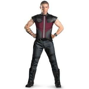 The Avengers Hawkeye Deluxe Plus Adult Costume, 802651