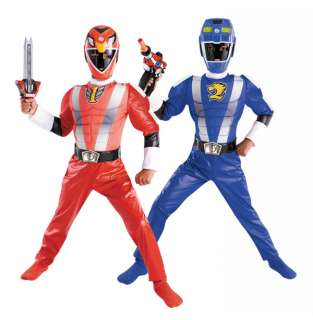 Ranger or Blue Ranger Costume   Disneys Power Rangers Costumes