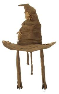Harry Potter Sorting Hat Brown   Hats