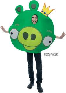 Protect those eggs this Halloween from those Angry Birds Costume