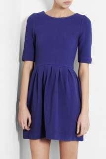 Ganni  Royal Blue Fulton Dress by Ganni