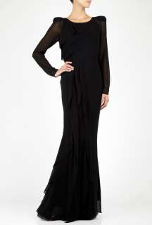 By Malene Birger  Roduch Full Length Petal Dress by By Malene Birger