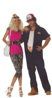Adult Trailer Park Costume   Funny Halloween Costumes   15AA216