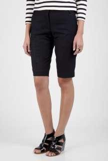 By Malene Birger  Black Cenima Tailored Shorts by By Malene Birger