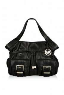 Black Desert Slouch Bag by MICHAEL Michael Kors   Black   Buy Bags
