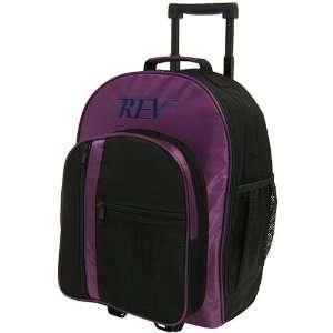 Rev Single Roller Purple/Black