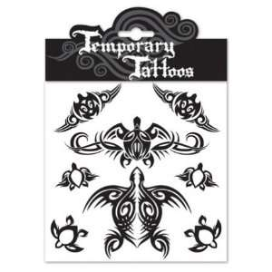 Temporary Tattoos Tribal Honu Turtle:  Kitchen & Dining