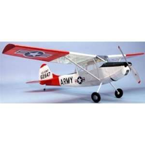 Bird Dog Wooden Airplane Kit (Suitable for Electric R/C) Toys & Games