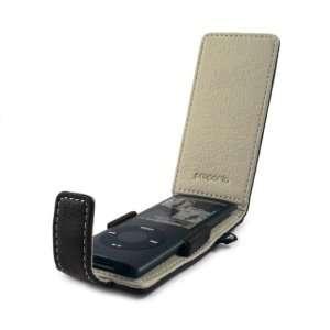 Proporta Apple iPod nano 4G Case   Leather Style   Black