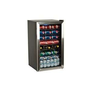 EdgeStar 103 Can and 5 Bottle Extreme Cool Beverage Cooler Appliances