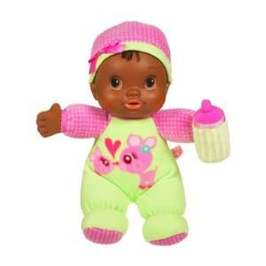 Black Baby Alive Wets And Wiggles Doll Kick Play Laugh
