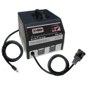 25Ah Dual Pro Yamaha Golf Cart Battery Charger I3625YM619 Electronics