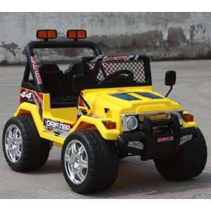 Battery Operated Ride on Jeep with Doube Motor, Double Battery