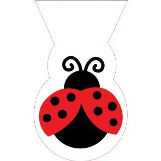 LADYBUG BIRTHDAY PARTY or BABY Shower Balloons Decorations Supplies