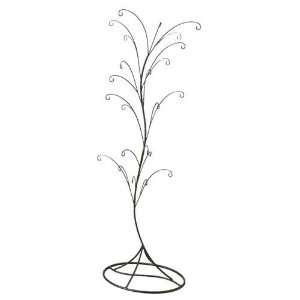51 Stylish Black Wire Christmas Ornament Display Tree
