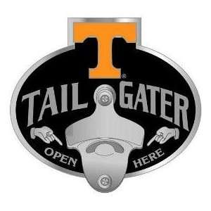 Tennessee Volunteers Bottle Opener Hitch Cover  Sports