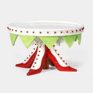 56 Krinkles High Heel Shoe Cake Plate #38183