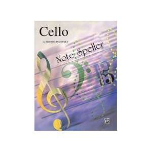 String Note Speller   Cello Musical Instruments