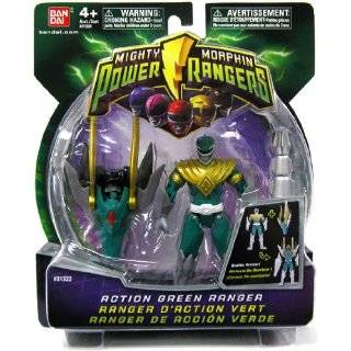 Power Ranger RPM Racing Performance Cycle with 5 Figure
