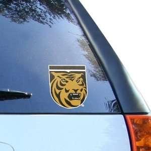 Colorado College 4 x 4Tigers Team Logo Car Decal
