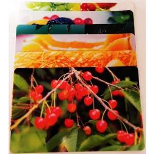 Placemats  Assorted Fruit Designs Case Pack 144: Home