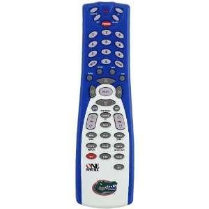 Gators Royal Blue White Universal Remote Control