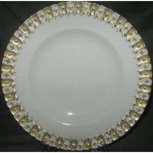 Royal Crown Derby Heraldic Gold Luncheon Plate