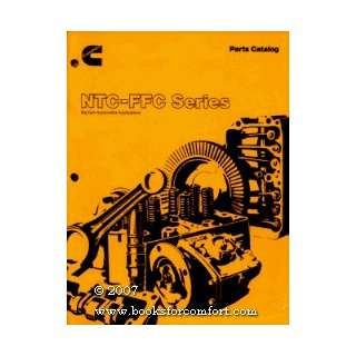 FFC Series, Big Cam Automotive Applications Cummins Engine Co Books